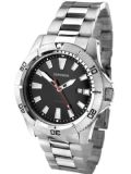 Sekonda 1007 Gents Quartz Analogue Date Stainless Steel 200m Watch